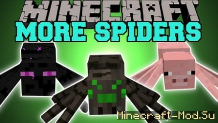 Spiders Mod