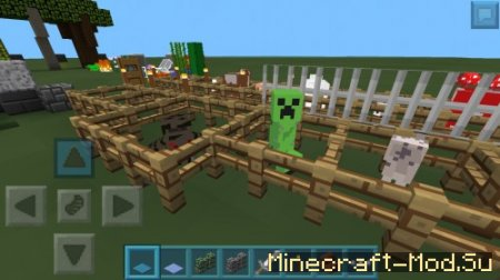 Minecraft 0.9.5 Android
