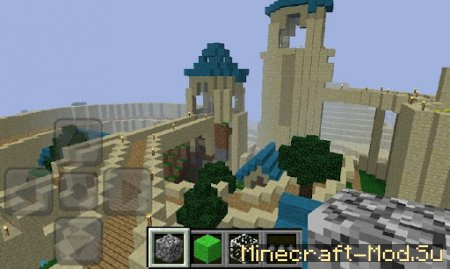 Minecraft 0.3.2 Android