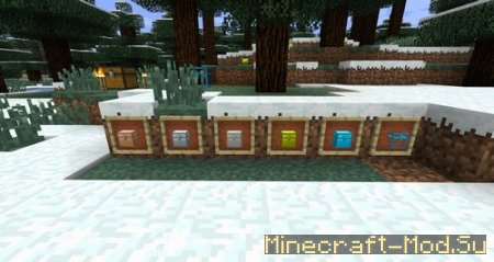 Iron Chests Mod 1.7.10