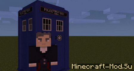 The Doctor Whovian 1.8