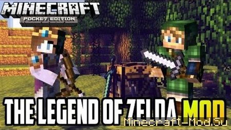 Legend of Zelda mod – 0.14.0 - Андроид
