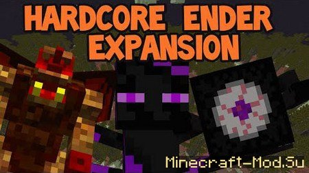 Hardcore Ender Expansion 1.7.10