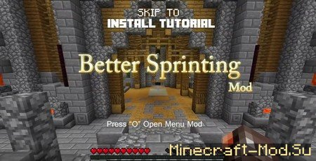 Better Sprinting 1.9