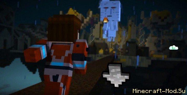 скачать minecraft story mod 1-8 эпизод на андроид #9