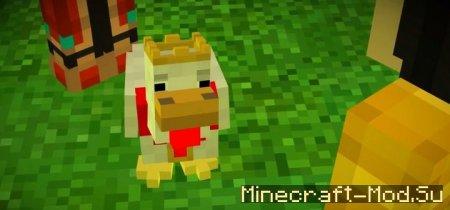 Minecraft story mode для андроида
