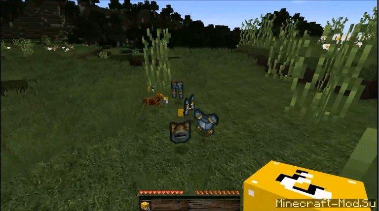 Скачать мод на Лаки Блоки для Майнкрафт 1.9 бесплатно ...