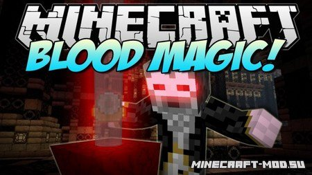 Blood Magic Mod 1.9