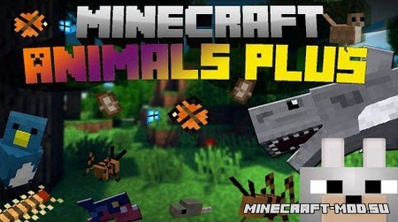 Animals Plus Mod 1.9