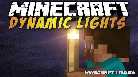 Dynamic Lights Mod 1.9.4