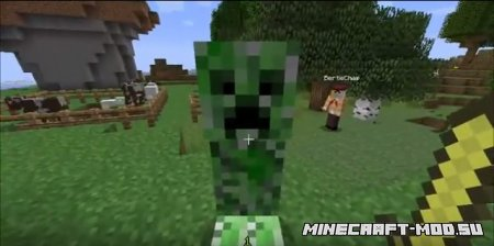 Stalker Creepers Mod 1.9.4