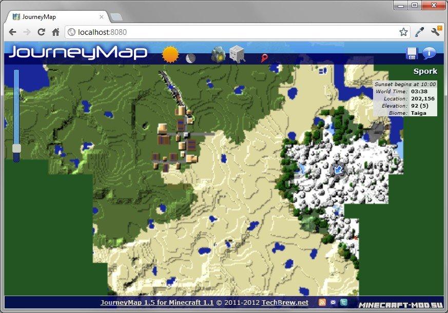 карта майнкрафт 4 игроков