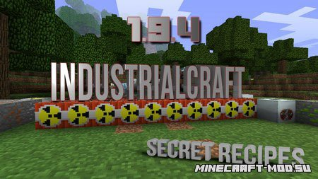 Industrial Craft 2 Mod 1.9.4