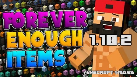 Forever Enough Items 1.10.2