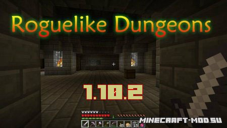 Roguelike Dungeons Mod 1.10.2