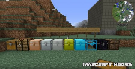 Iron Chests Mod 1.10.2