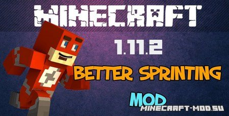 Better Sprinting 1.11.2