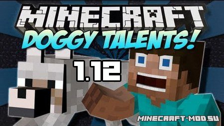 Doggy Talents 1.12