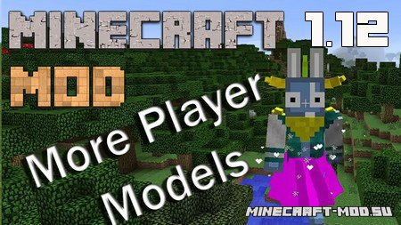 More Player Models 1.12
