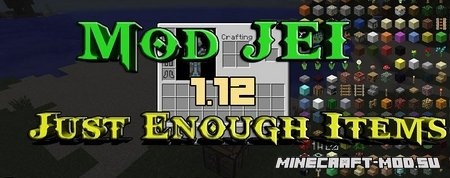 Just Enough Items 1.12