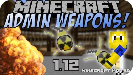 Admin Weapons 1.12